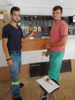 In-House Wireman's Training